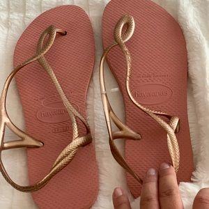 Havainas sandal from Brazil